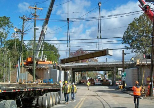 Route 9 Over Main Street Bridge Replacement