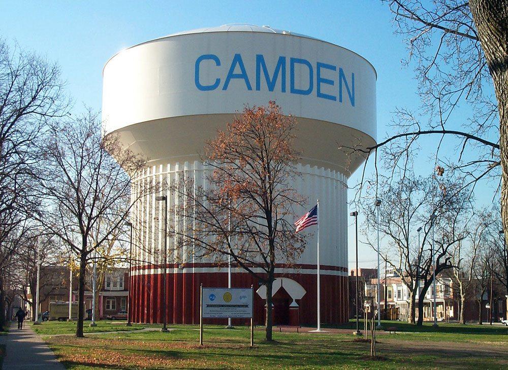 Camden Water Tower - Taylor Wiseman & Taylor