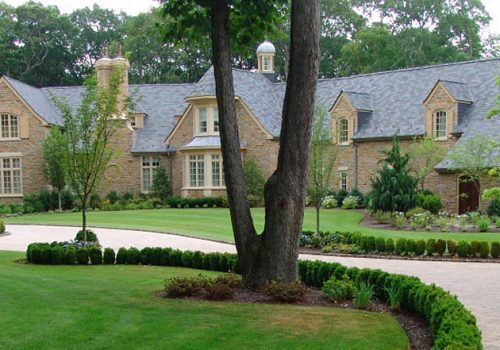Private Residence Landscape Planning